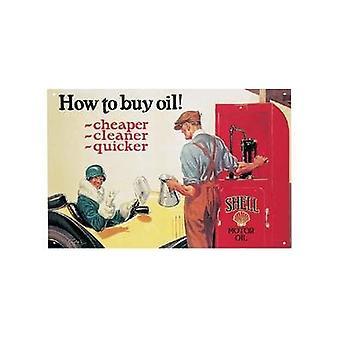 Shell olie goedkoper schonere sneller stalen teken