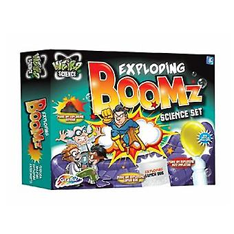 Exploding Boomz Science Set