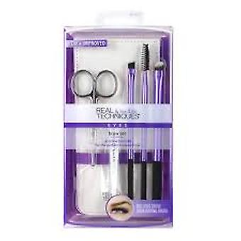 Real Techniques Brow Set Gift Set 6 Pieces