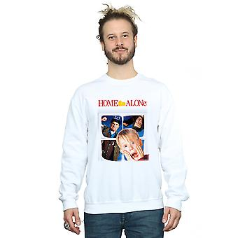 Home Alone Men's Window Bandits Sweatshirt