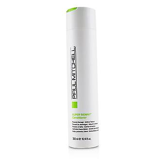 Paul Mitchell Super Skinny Conditioner (prevents Damge - Softens Texture) - 300ml/10.14oz