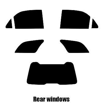 Pre cut fönstret nyans - Lancia Lybra Estate - 1999 till 2004 - bakre windows