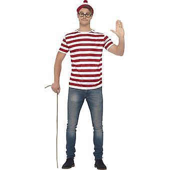 Smiffy na gdzie jest Wally Kit