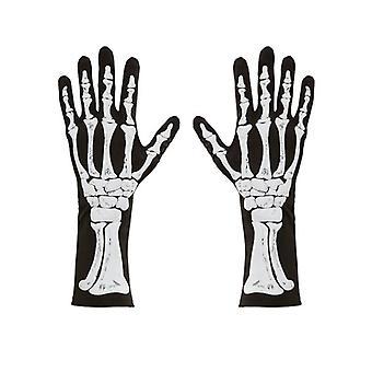 Knochen Handschuhe 35cm