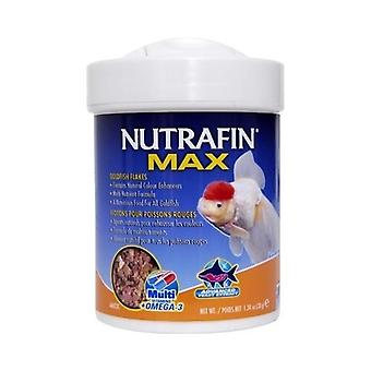 Nutrafin Max poissons rouges Flakes 38g