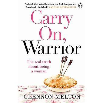 القيام-المحارب-حقيقة لكونها امرأة بميل Glennon