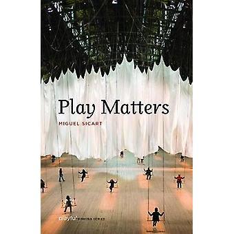 Materia de juego por Miguel Sicart - libro 9780262534512
