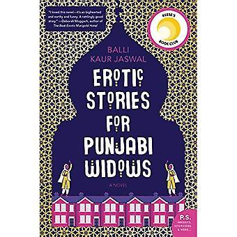 Racconti erotici per le vedove del Punjabi