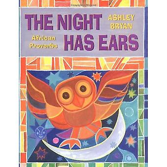 The Night Has Ears: African Proverbs