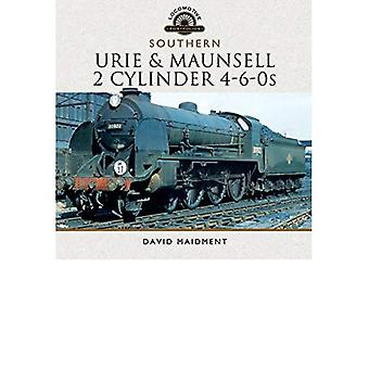 Le Urie et Maunsell cylindre 4-6-0