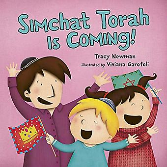 Simchat Torah Is Coming!