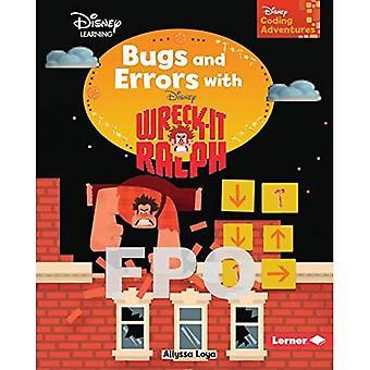 Vikoja ja virheitä hylky-It Ralph (Disney koodaus Adventures)