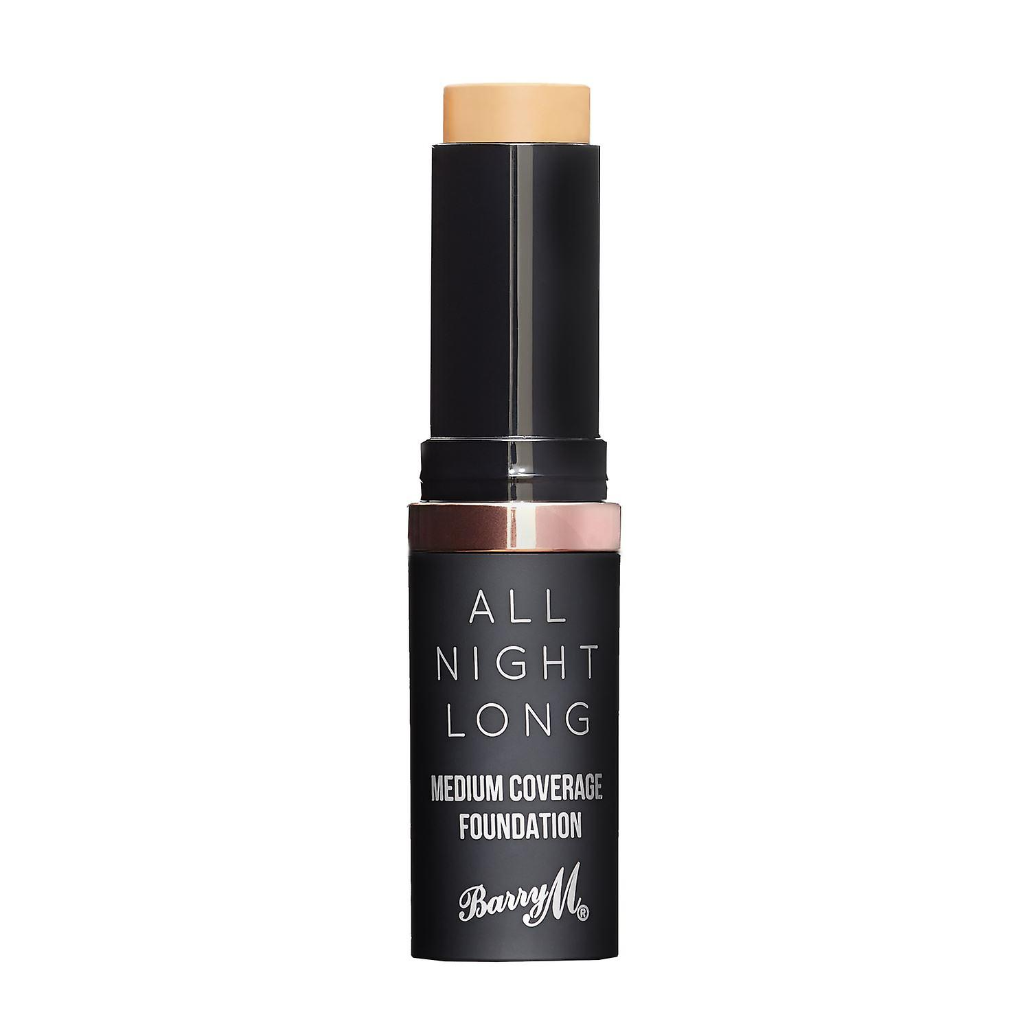 Barry M All Night Medium Coverage Foundation - Cookie