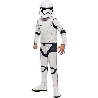Fantasia infantil de Stormtrooper clássico de Star Wars