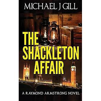 Het Shackleton-affaire boek virale shortlist 2015 door Gill & Michael J