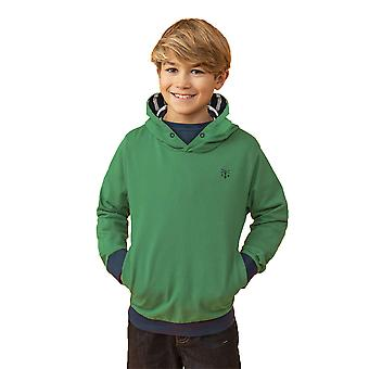 Lighthouse Jonas Boys Hoodie Pea Green