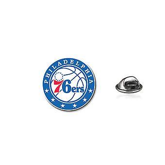Fanatikere NBA pin merke jakkeslaget pin - Philadelphia 76ers