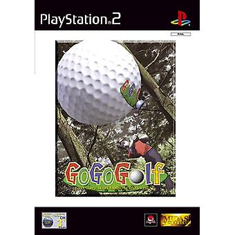 Go Go Golf (PS2) - New Factory Sealed