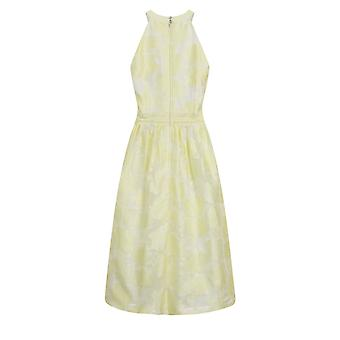 Little Mistress Womens/Ladies Lemon Midi Dress