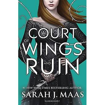 A Court of Wings and Ruin by Sarah J. Maas - 9781408857908 Book