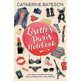Lisette'S Paris Notebook by Catherine Bateson - 9781760293635 Book