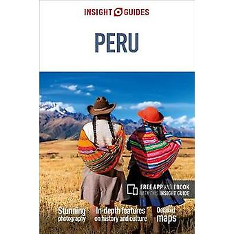 Insight Guides Peru (Travel Guide with Free eBook) - 9781786717597 Bo