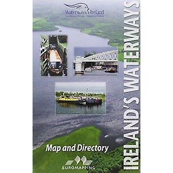 Ireland's Waterways - Map and Directory by Ruth Delany - 9782910185084