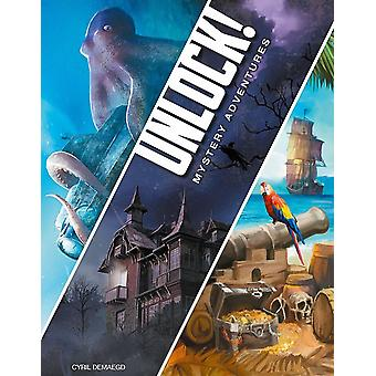 Ruimte Cowboys Unlock 2 Mystery Adventures Game-2 tot 6 spelers