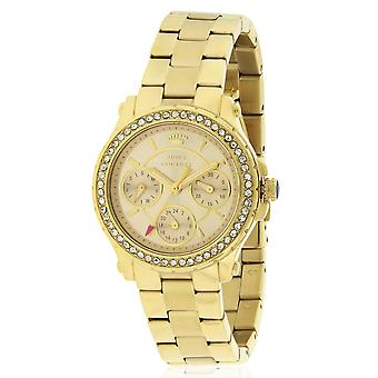 Juicy Couture Pedigree señoras reloj 1901105
