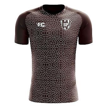 2019-2020 Saint Pauli Home concept voetbal shirt