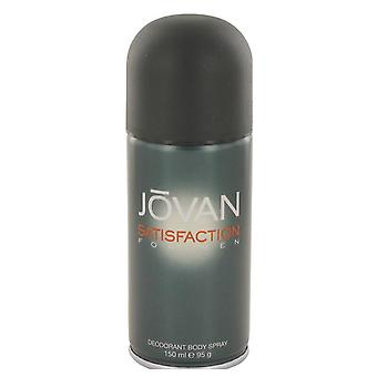 Jovan satisfaction deodorant spray by jovan 532863 150 ml