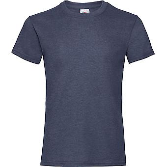 Fruit Of The Loom - Girls Valueweight Tee T-Shirt - School