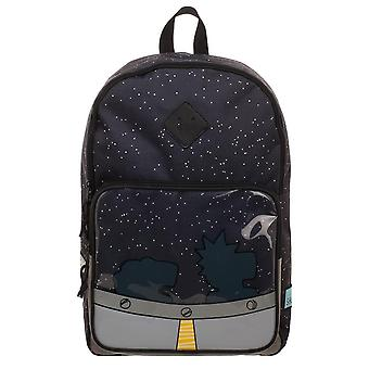 Rick And Morty UFO Backpack