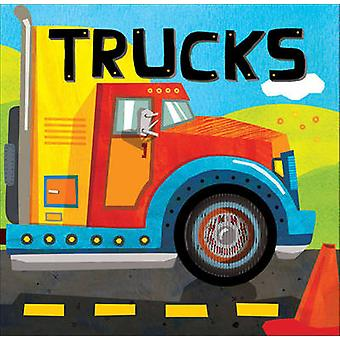 Trucks - A Mini Animotion Book by Accord Publishing - 9780740792007 Bo