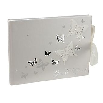 Widdop Juliana Wings Of Love Butterfly Guest Book