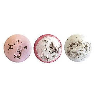 Set Of 3 Martini Special Agent Cocktail Bath Bombs