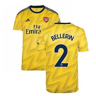 2019-2020 Arsenal Adidas Auswärts Fußball Trikot (BELLERIN 2)
