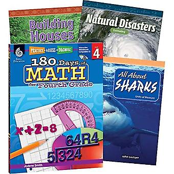 Learn-At-Home: Math Bundle Grade 4