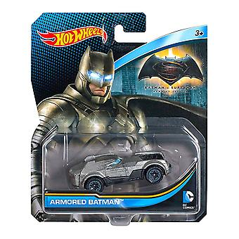 Hot Wheels Armored Batman 164 Character Vehicle