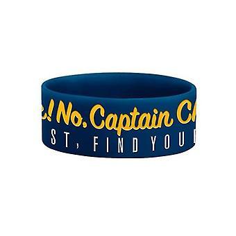 klotz! Nein, Captain Chunk! Get Lost Wristband