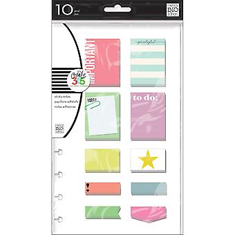 Happy Planner Sticky Notes 10/Pkg-Important