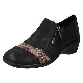 Damas Rieker Zapatos Inteligentes 47160