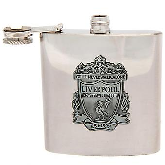 Liverpool FC Hip Flask