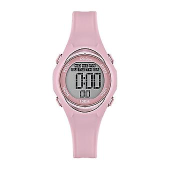 Junior Watch Tekday 654670 - Digital Silicone Rose Girl Display