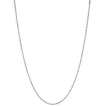 Elos da cadeia de Londres-5022-0814 - cadeia Cha bola 45cm em prata 925 mulher Essentials
