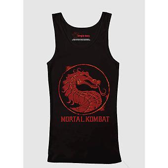 Mortal kombat logotyp linne
