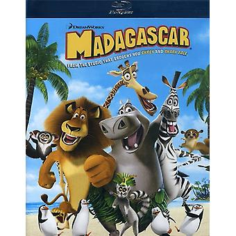 Madagascar [BLU-RAY] USA import