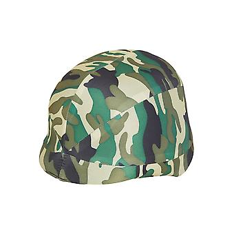 Bristol Novelty Childrens/Kids Camouflage Helmet
