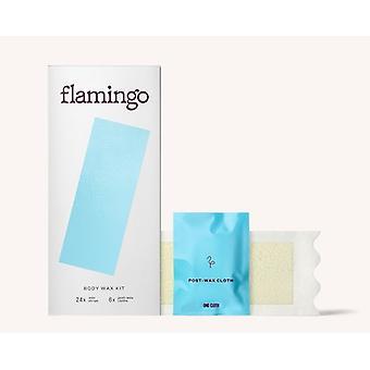 Flamingo Women's Body Wax Kit
