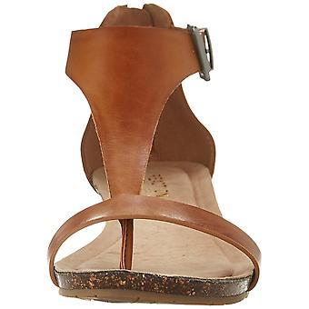 Kenneth Cole reação Womens grande GAL aberto Toe casual tornozelo cinta sandálias
